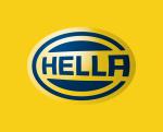 HELLA Logo 3D