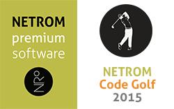 NetRom CodeGolf 2015