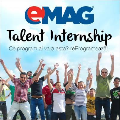 eMag Talent Internship