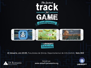 UbiSoft Track The Game