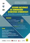 Sesiune de comunicari 2016 Craiova