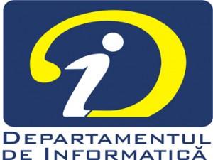 Logo Departament Informatica