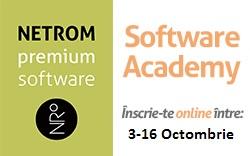 NetRom Software Academy 2016