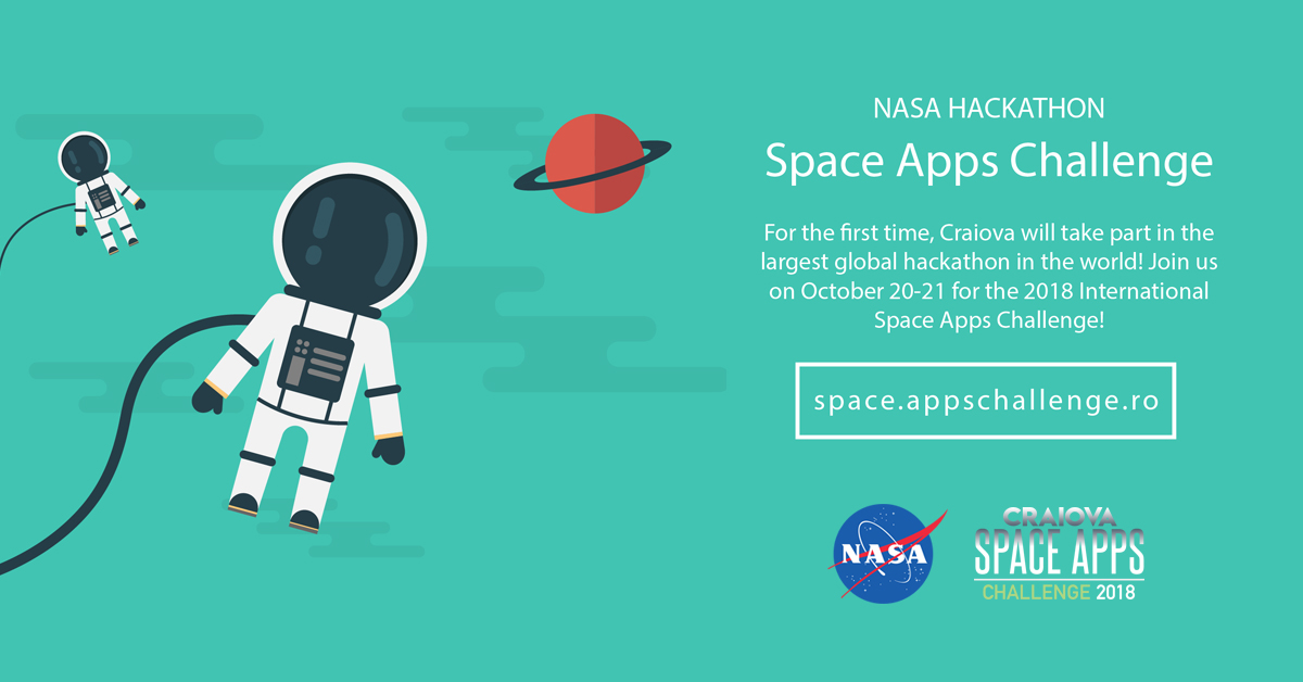 NASA SpaceAppsChallenge Hackathon Craiova 2018